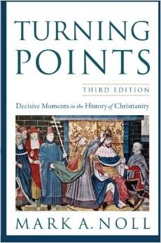 Turing Points by Mark Noll